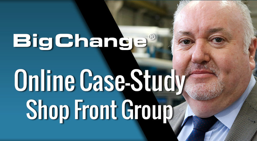 Shop Front Group Case Study