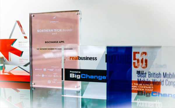 12th fastest growing Technology business in the North