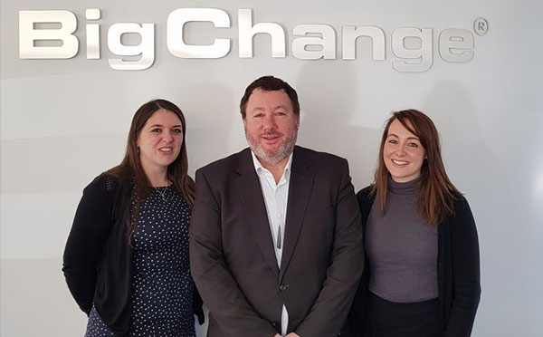 BigChange pledges support for Transaid's life-saving work
