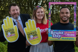 Campaigners to slow down