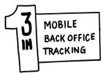 3 in 1 Mobile Back Office Tracking