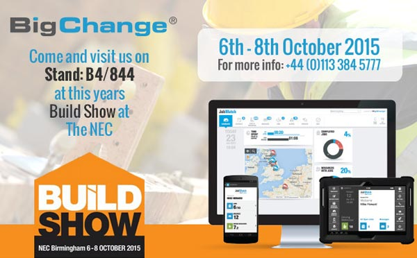 Bigchange at the build show