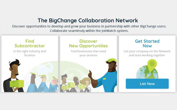 The BigChange Collaboration Network