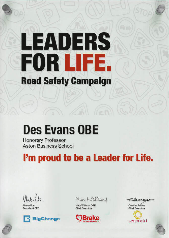 Leaders For Life Brochure A4 8 page Revised March 2019 PRINT