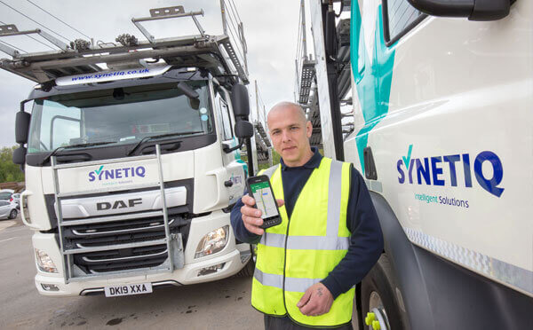 SYNETIQ Transport Operations