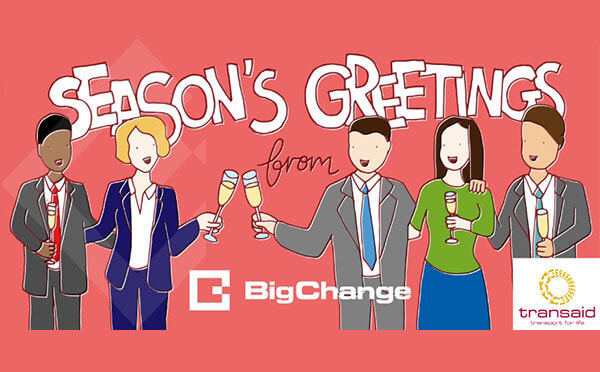 Seasons greetings from BigChange