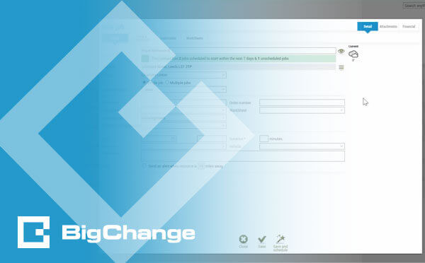 BigChange job hints