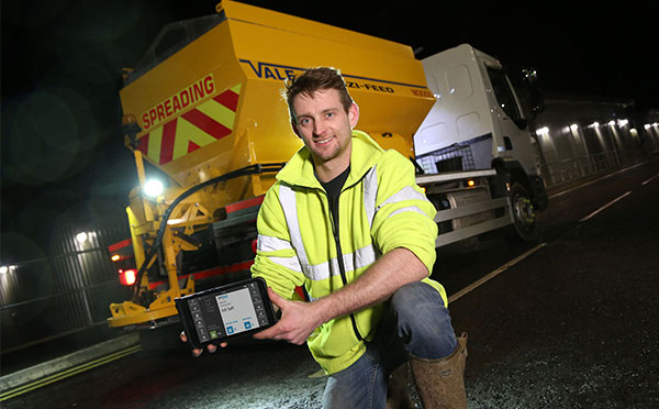 BigChange Mobile Workforce App Doubles Productivity at Gritting Operator AA Salt