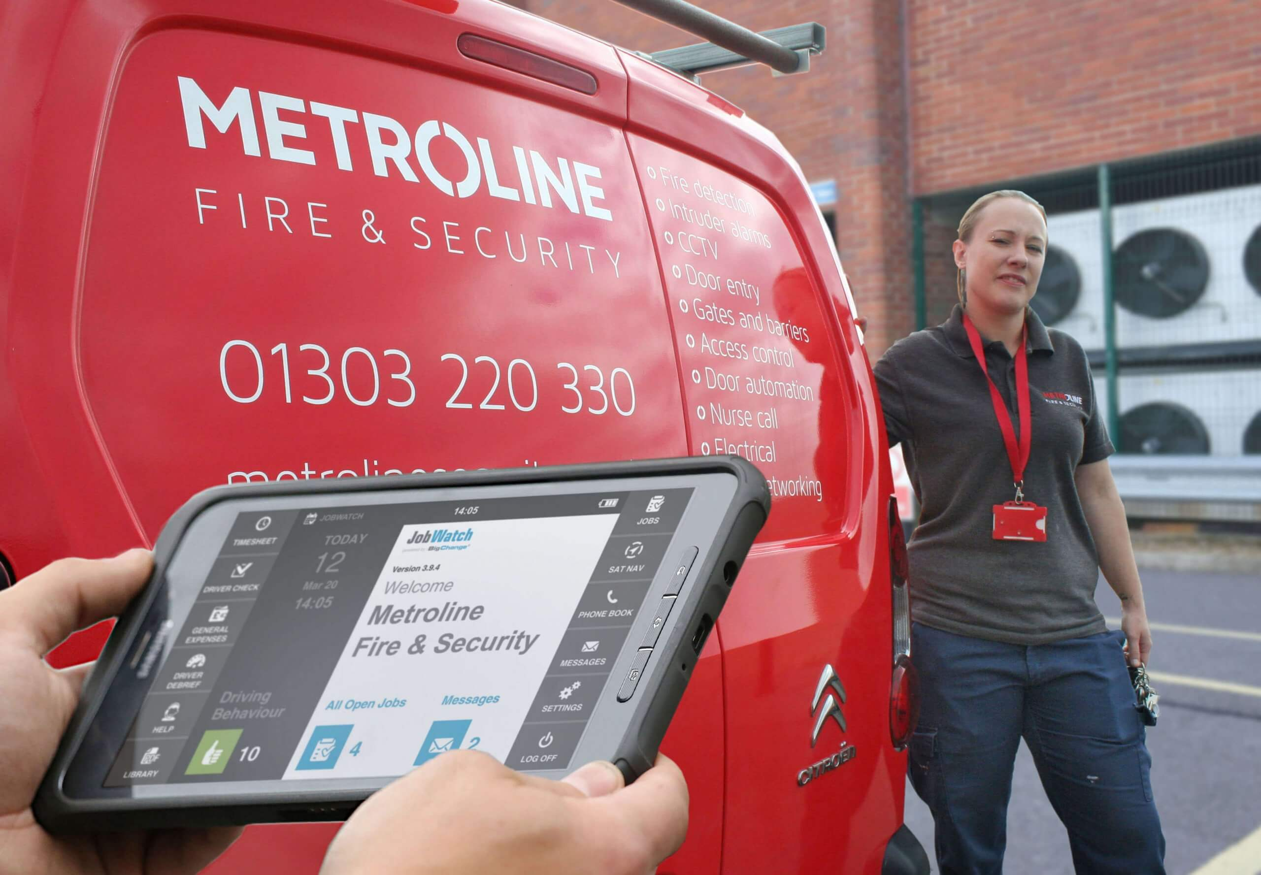 Metroline Fire and Security