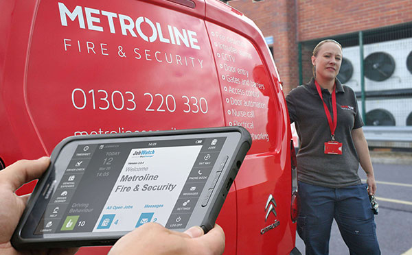 Metroline Fire & Security