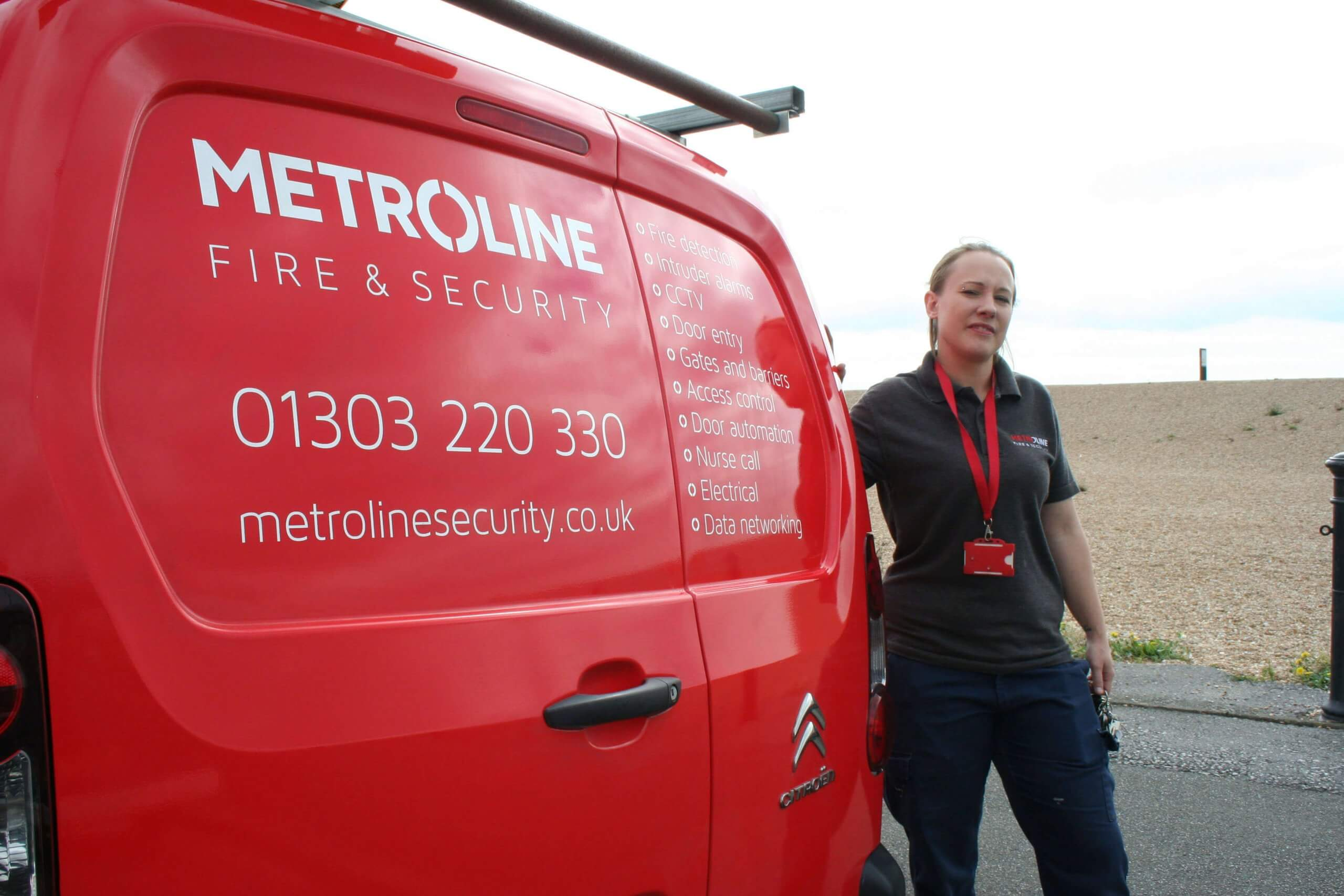Metroline Fire and Security using JobWatch