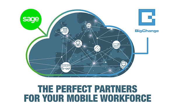 Sage and BigChange - The Perfect Partners for your mobile workforce