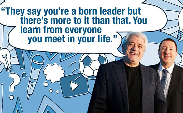 How to lead like Kevin Keegan