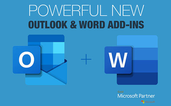 Outlook and Word add-on