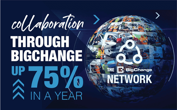Job-sharing through the BigChange Network up 75% in a year