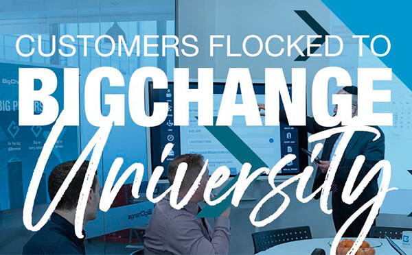 Students flock to BigChange University