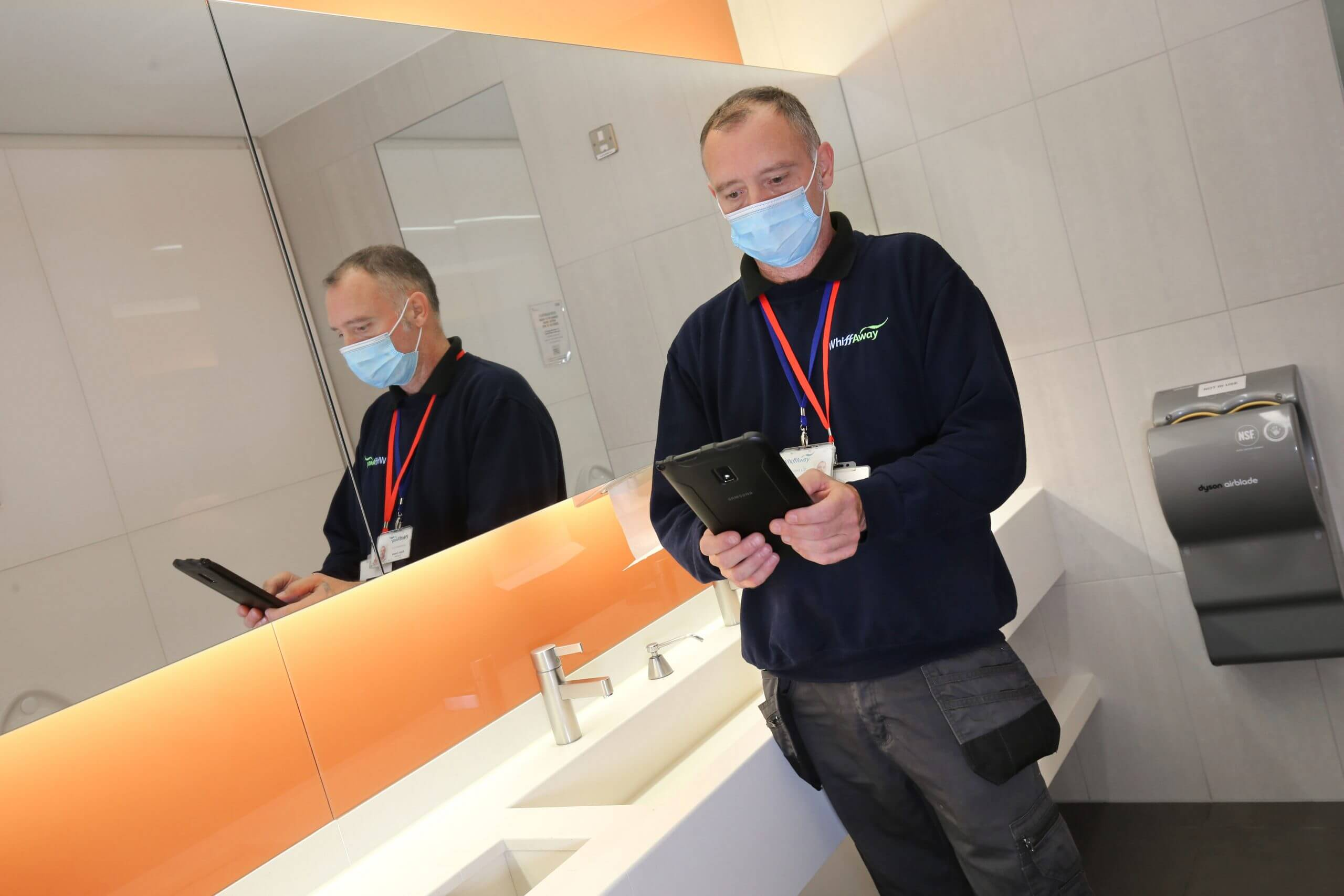 BigChange Mobile Workforce Technology Helps WhiffAway Clean Up After Lockdown