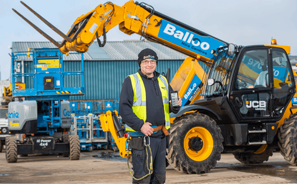 Balloo Hire sees BigChange mobile technology roll out as a game changer