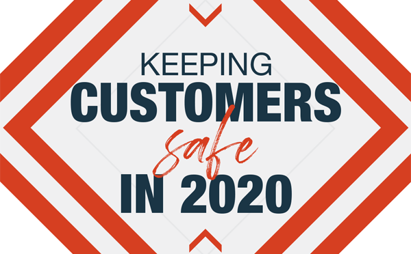 Keeping customers Covid safe in 2020
