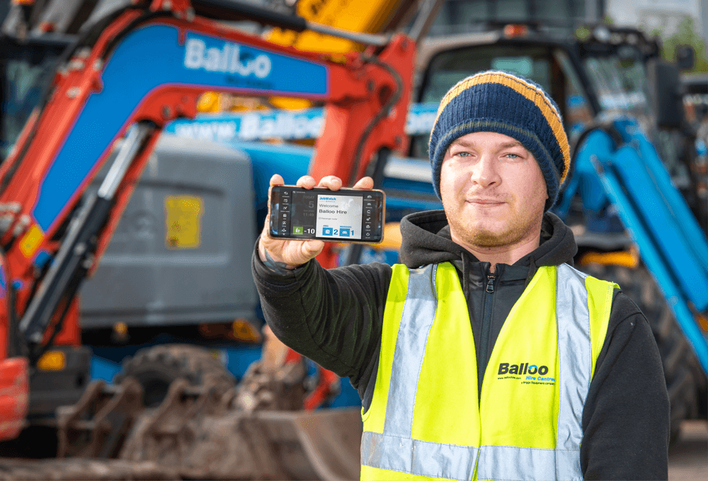 BigChange Mobile Workforce Technology Boosts Productivity and Customer Service for Balloo Hire