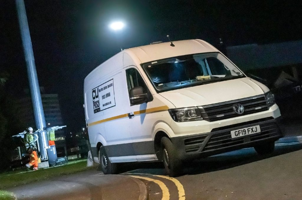 CU Phosco Lighting Sees Business Transformation with BigChange Mobile Technology