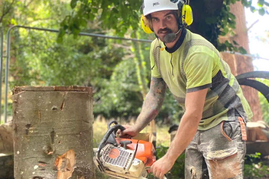 BigChange Mobile Workforce Technology Supports HRG Tree Surgeons' Lofty Ambitions