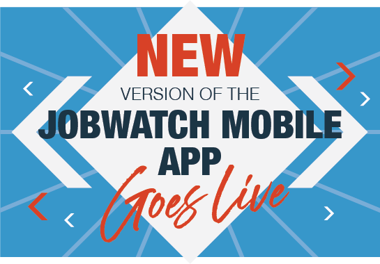 New Functions for JobWatch