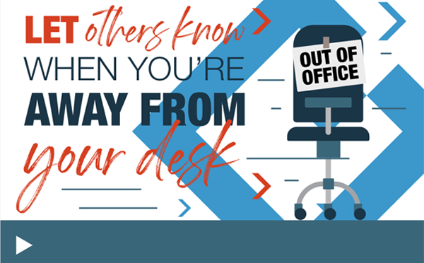 Out of office feature