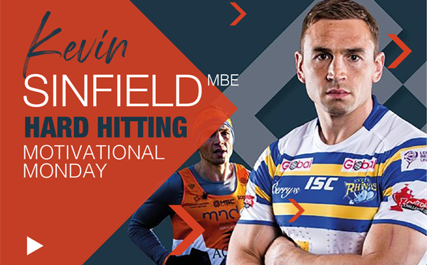 Kevin Sinfield MM