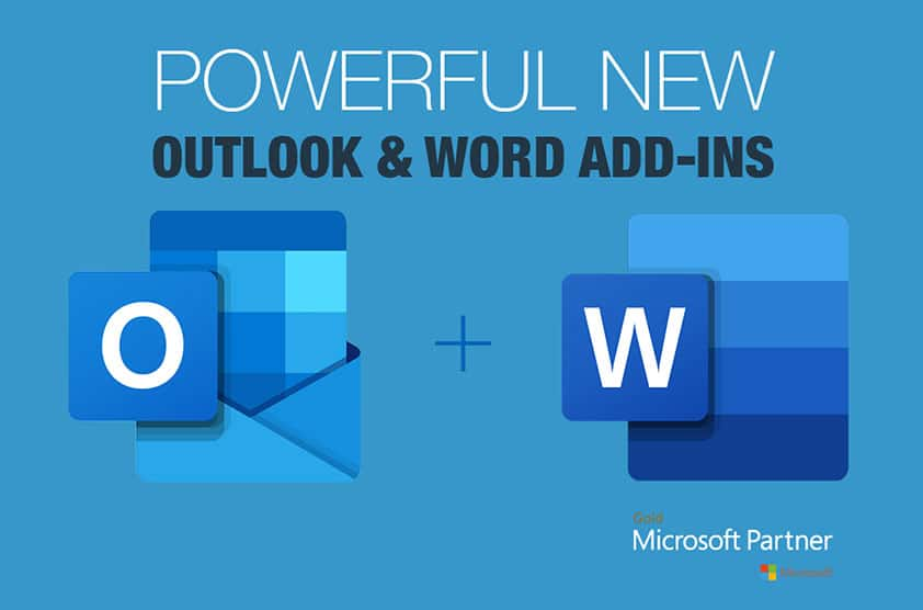 Outlook & word add-ins