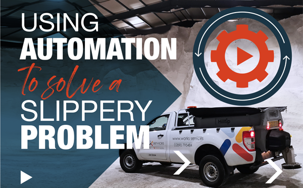 Using Automation for a slippery problem