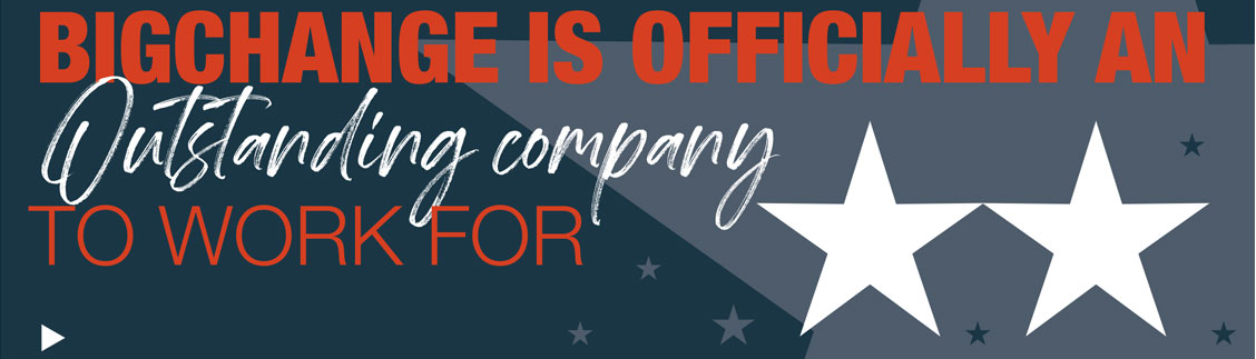 BigChange Outstanding Company to work for